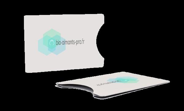 packaging aimant avec logo bio-aimants-.fr